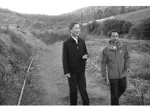 云南玉溪新興藍莓文化產業莊園初具規模