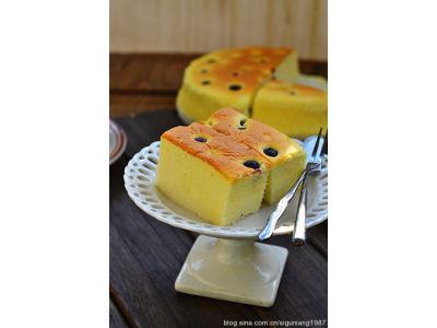 酸奶藍莓蛋糕 春節宴客的一款暖心甜蜜小蛋糕