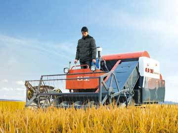 cheryhi 4LZ-2.5 Rice Harvester