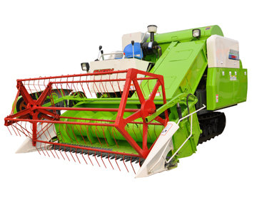 Chery 4LZ-2.5 Rice Harvester
