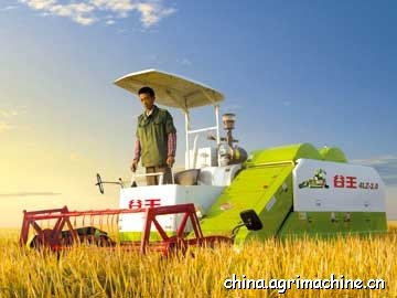 Chery 4LZ-2.0 Rice Harvester