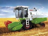 Chery 4LZ-4 Wheat Harvester