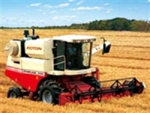 Foton Lovol GN60 Combine Harvester