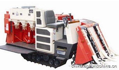 PUTIAN 4LBZ-1480 Half-feed Combine Harvester