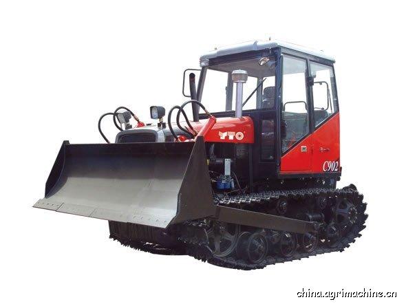 YTO C902 Crawler Tractor