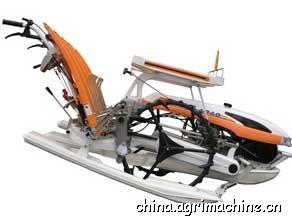 Zhe jiang Xiao Jing AP40 Rice Transplanter