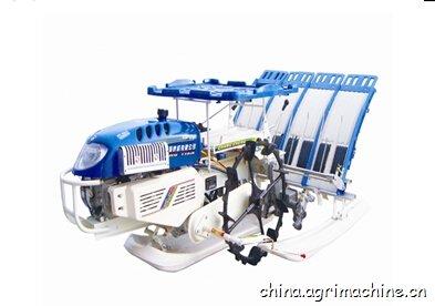 Zhengtian Zhangzheng 2Z-455A Walking Step Type Transplanter