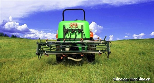 Beijing fengmao dong fang hong 3W-400E Mounted Boom Sprayer