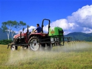 Beijing Fengmao Dongfanghong 3W-1000E Mounted Boom Sprayer