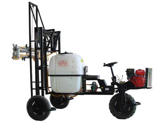 Beijing Fengmao Dongfanghong 3WX-280G Self-propelled High-crop Boom Sprayer