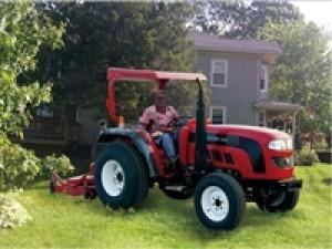 TB series Tractors(30-60 Hp)