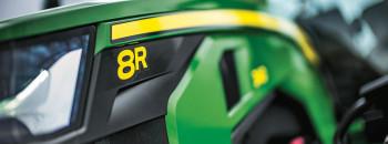 约翰迪尔全新8R系列拖拉机欢迎咨询