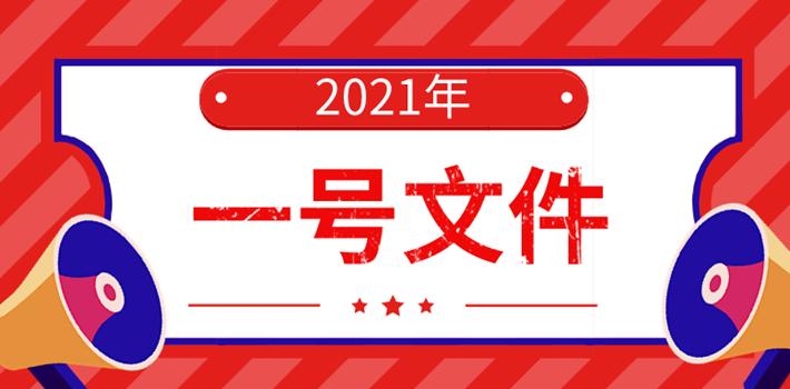 全文||2021年中央一号文件发布!