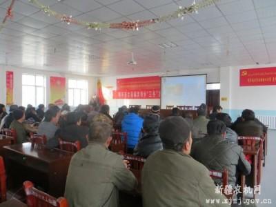 """察布查尔锡伯自治县:""""科技之冬""""农机培训取得阶段性成效"""
