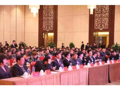 工匠精神 創新發展--勇猛機械2018商務年會在天津召開