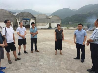涪陵区:丰都县来涪考察学习涪陵区农机专业合作联社