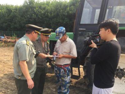 北京:昌平區協助區農業農村局拍攝《走進三農》專題片