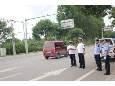 北京:平谷區開展農機交通違法專項整治聯合行動