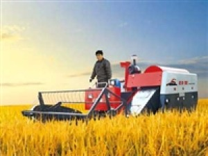 Chery 4LZ-3.0Z Rice Harvester