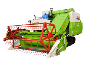 Chery 4LZ-2.5 Rice Harvester