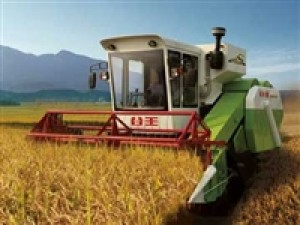 Chery 4LZ-3.5 Rice Harvester