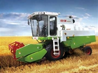 Chery 4LZ-4 Wheat Harvester