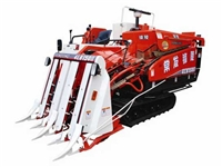 Feng Ling 4LB-150 Half-feed Combine Harvester