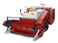 Feng Ling 4LL-2.2 Full-feed Combine Harvester