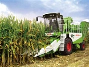 Chery 4YZ-5 Corn Harvester