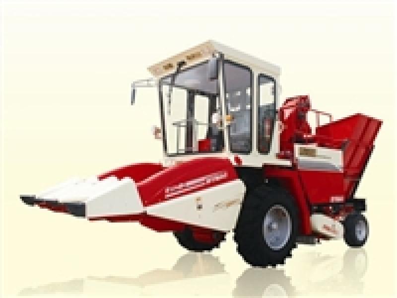 BOYO(FU LU) 4YZ-3 corn combine harvester