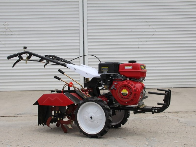 feichuang FC-190 Walking Mini Tiller With Furrower/Ripper