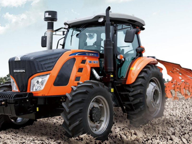 ENSIGN YX1504-F1 tractor