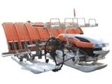 Zhe jiang Xiao Jing AP80 Rice Transplanter