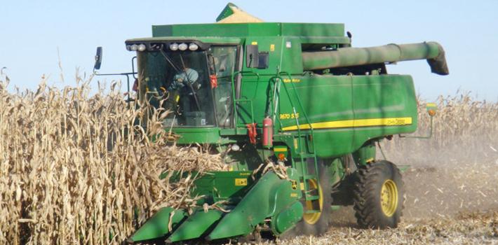 玉米收獲機仍處于發展機遇期