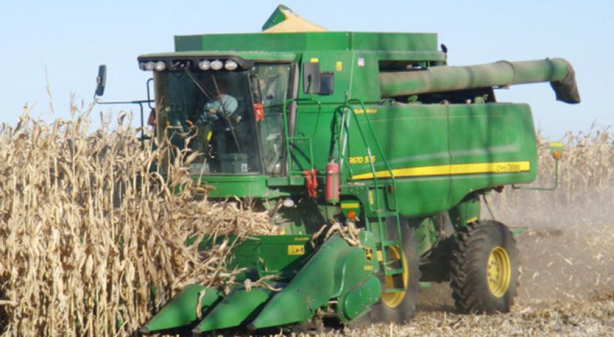 玉米收获机仍处于发展机遇期